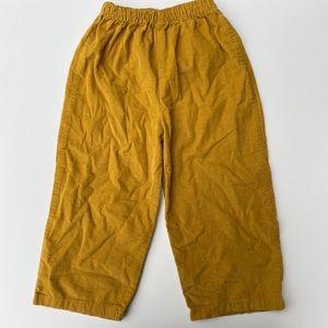 La Jenns Boutique   wide leg corduroy pants